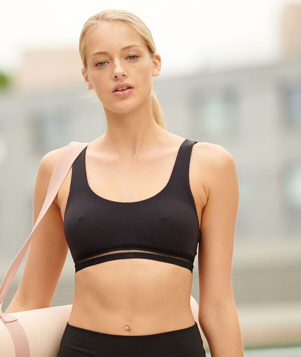 Active bra top - strong support
