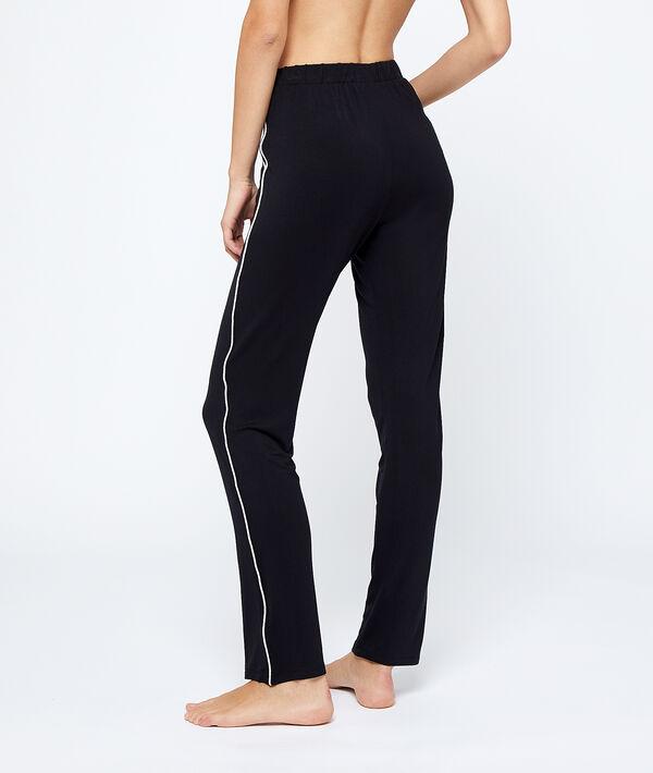 Side stripes pyjama bottom
