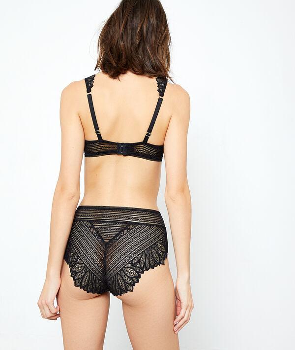 High waist briefs;${refinementColor}