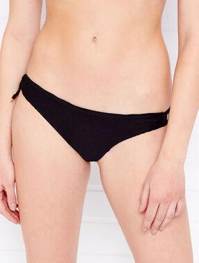Simple bikini black.