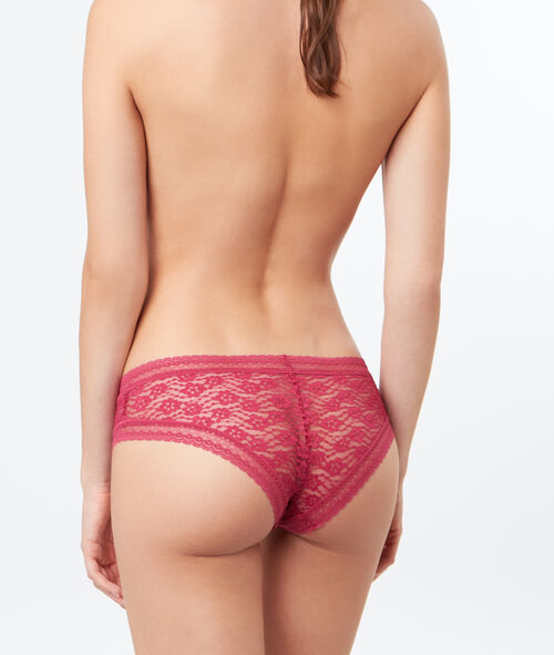 Lace Hipster