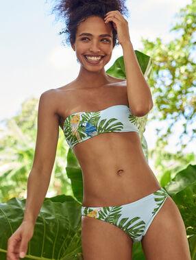 Simple bikini bottoms multi-color.