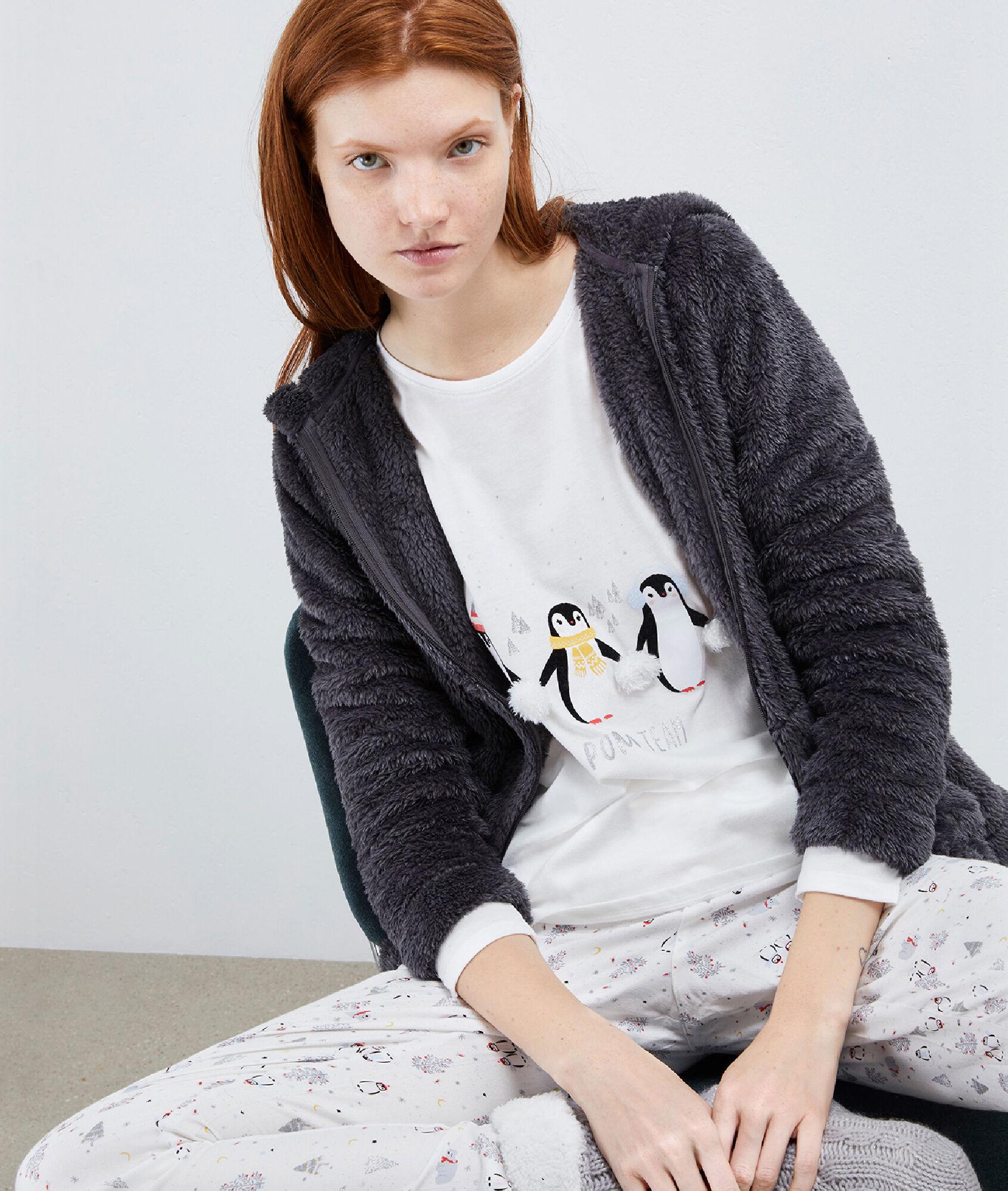 Three Piece Pyjamas Etam