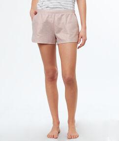 Pyjashort pink.