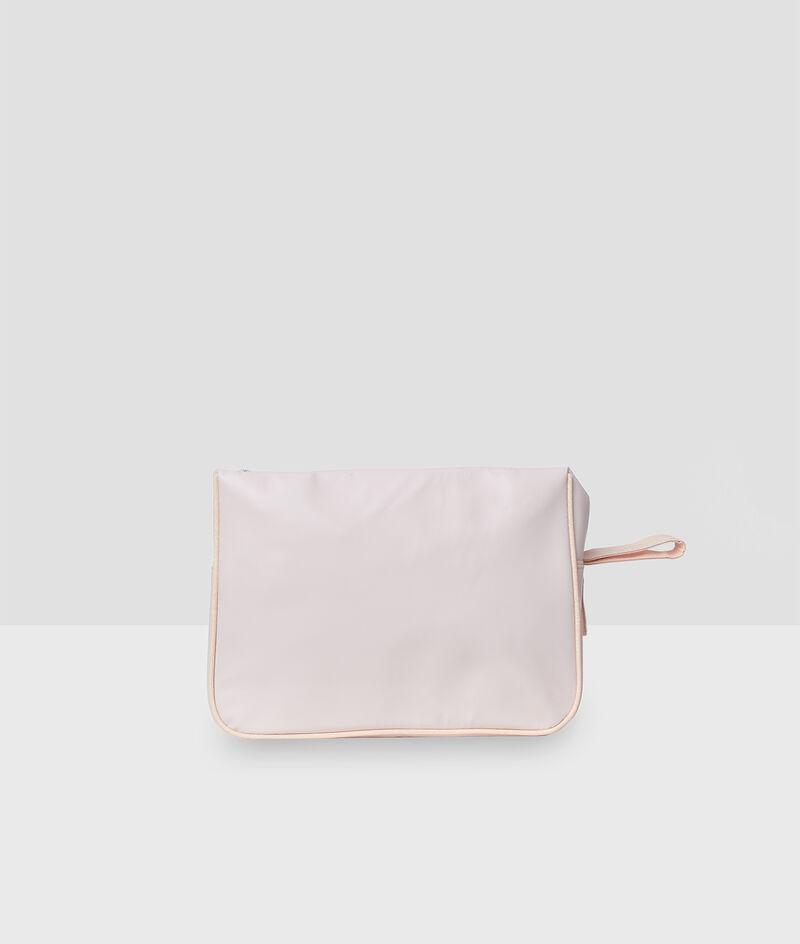 Slogan wash bag;${refinementColor}