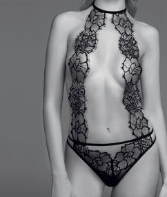 Sexy lace - body noir.