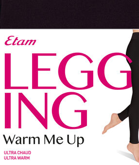 Leggings warm me up negro.
