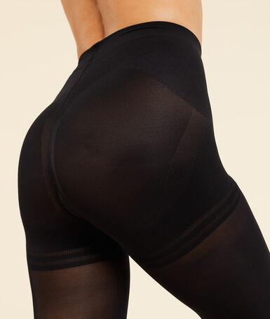 Sculpting tights black.
