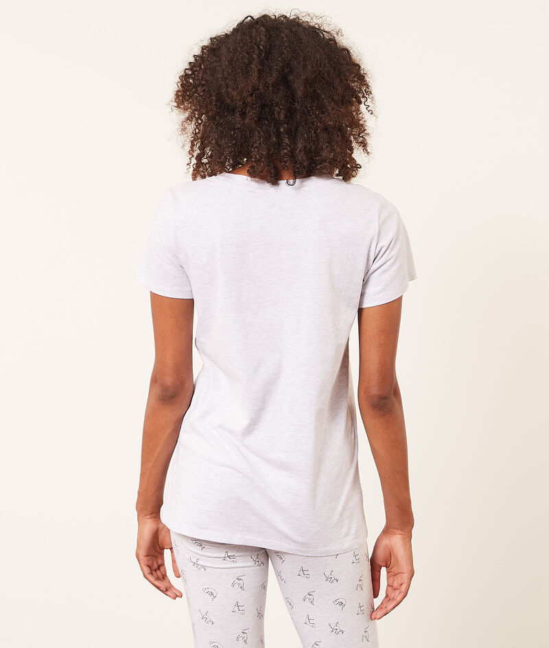 'yoga' short-sleeved top;${refinementColor}