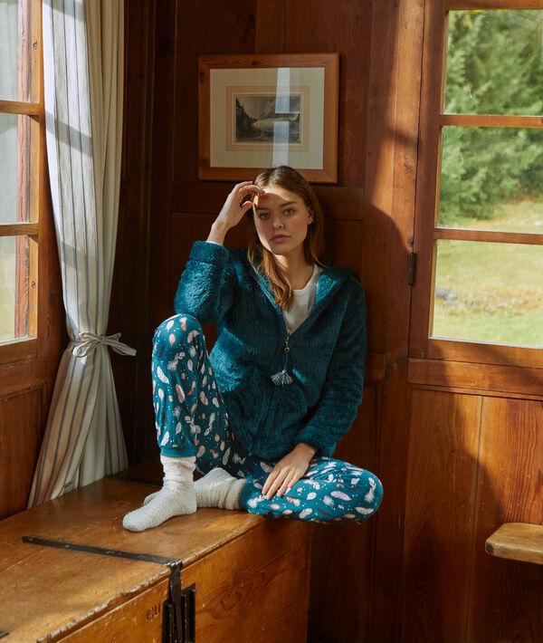 Three pieces pyjama