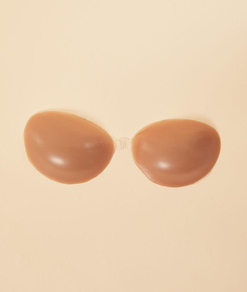 Strapless silicone bra;${refinementColor}