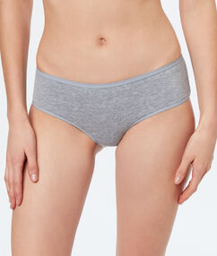 Cotton shorts gray.