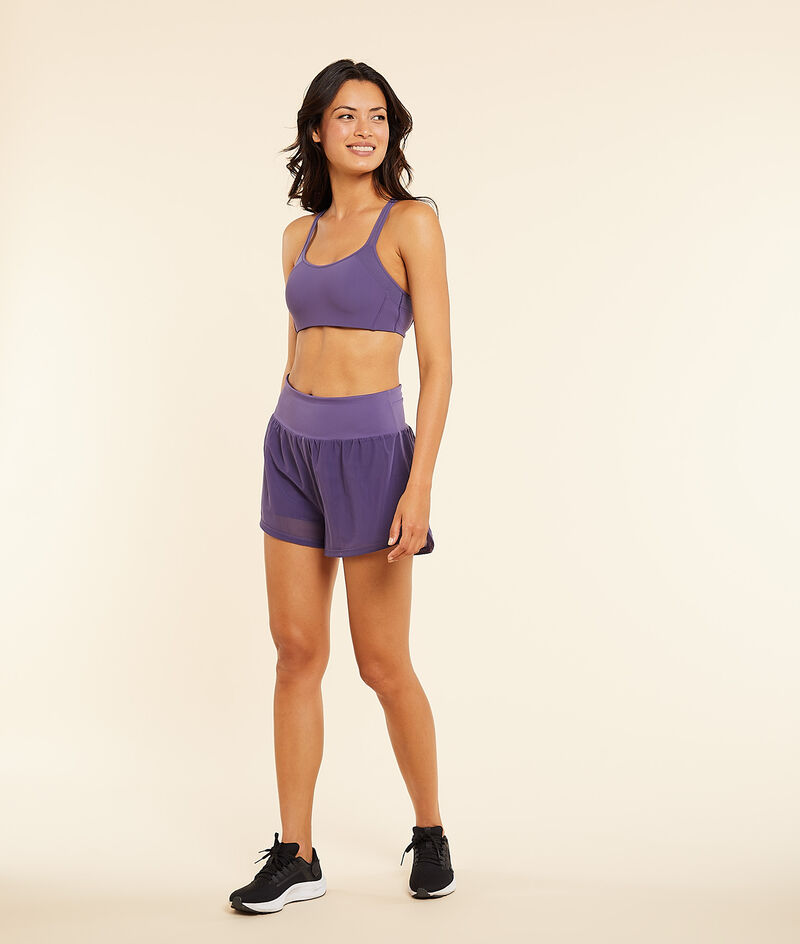 Sports bra - strong support;${refinementColor}