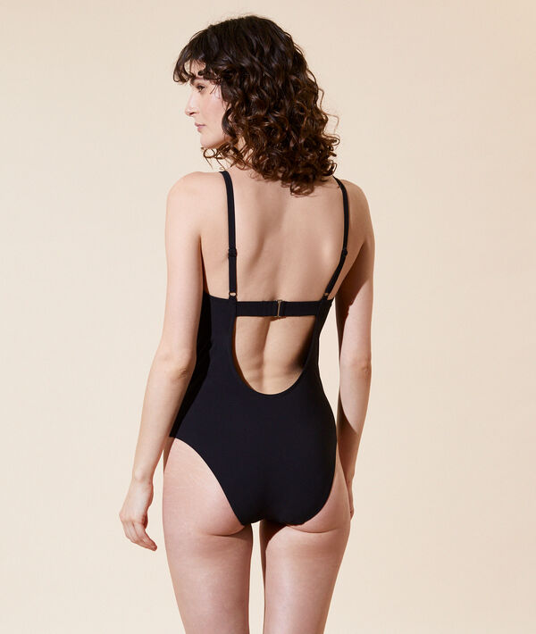 One-piece underwired swimsuit ;${refinementColor}