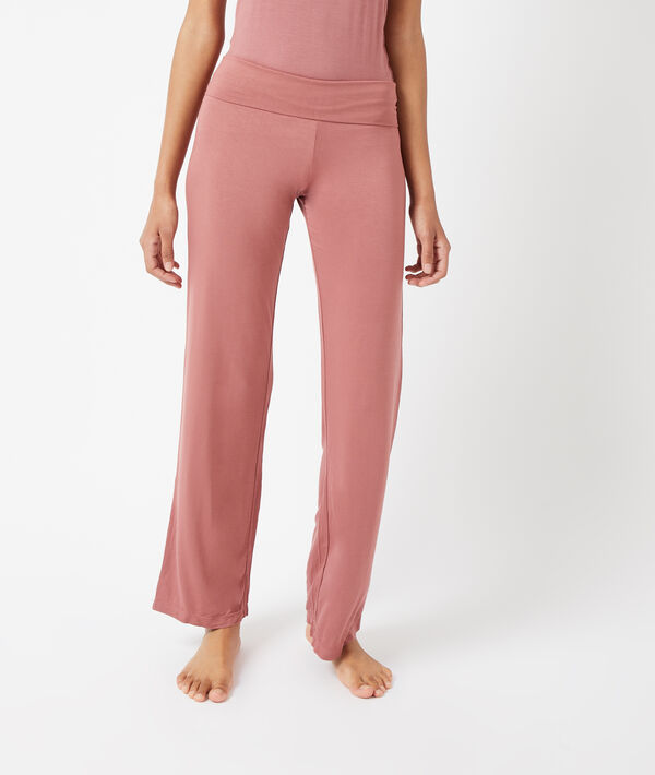 High waist trousers;${refinementColor}