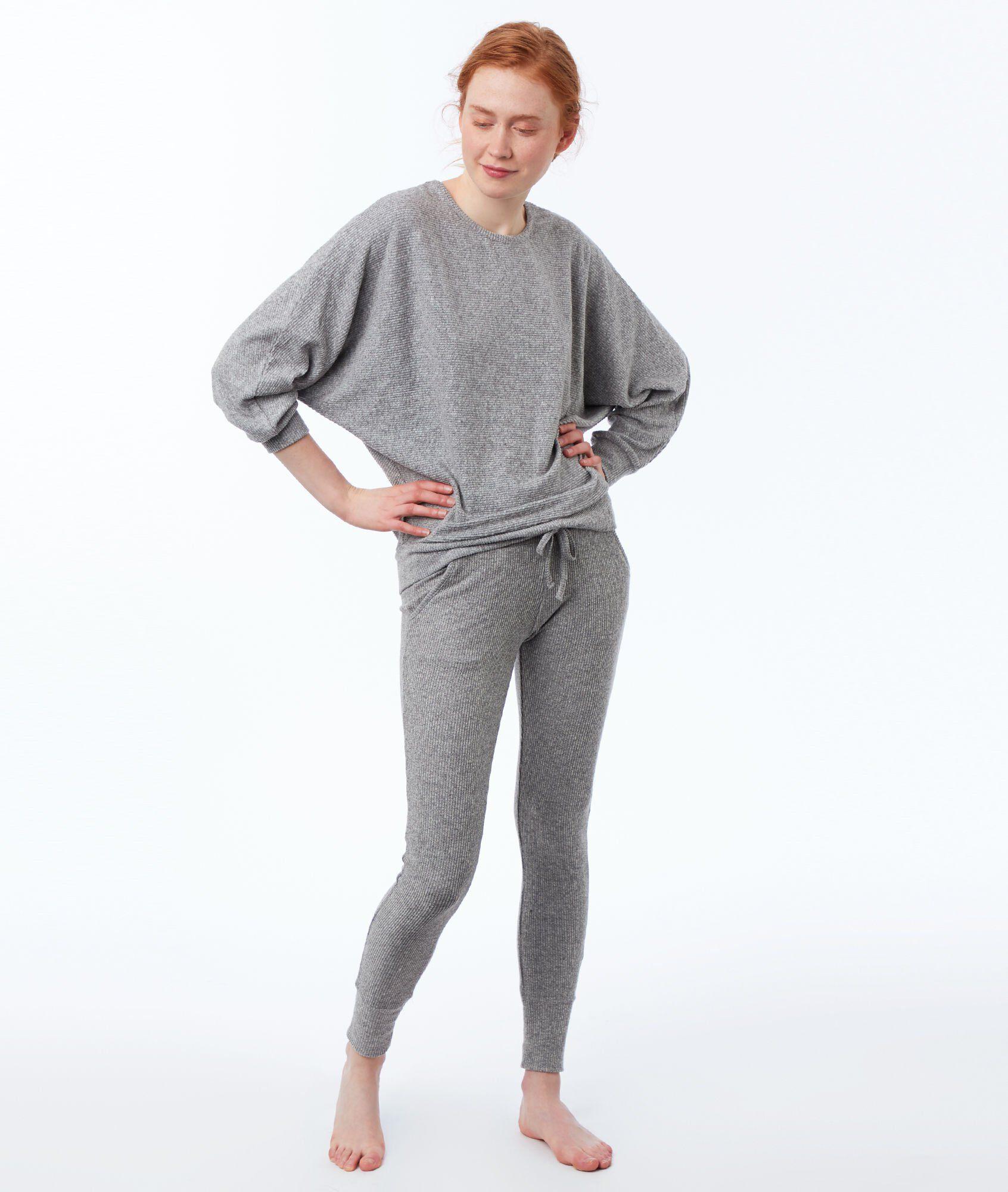 c7504ca115 Pantalón leggings suave relieve - BLOOM - C.GRIS - Etam
