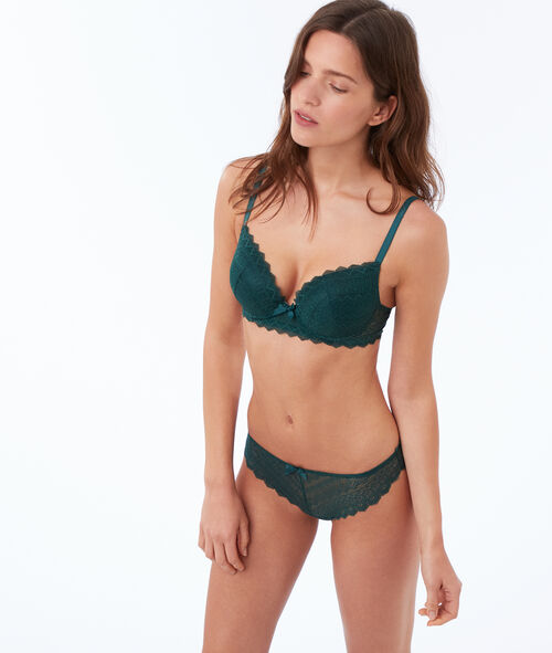 Bra No. 1 - Lace Magic Up