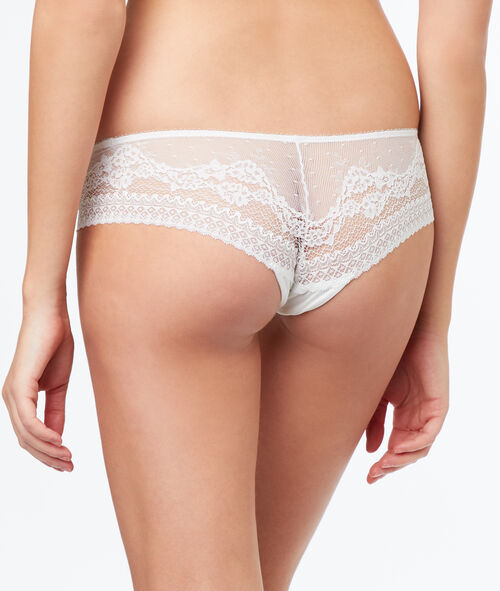 Lace shortys