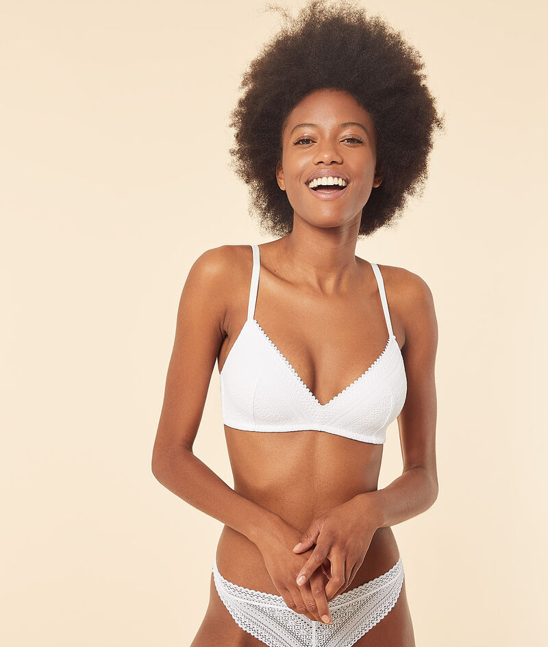 Bra without underwiring thin cups;${refinementColor}