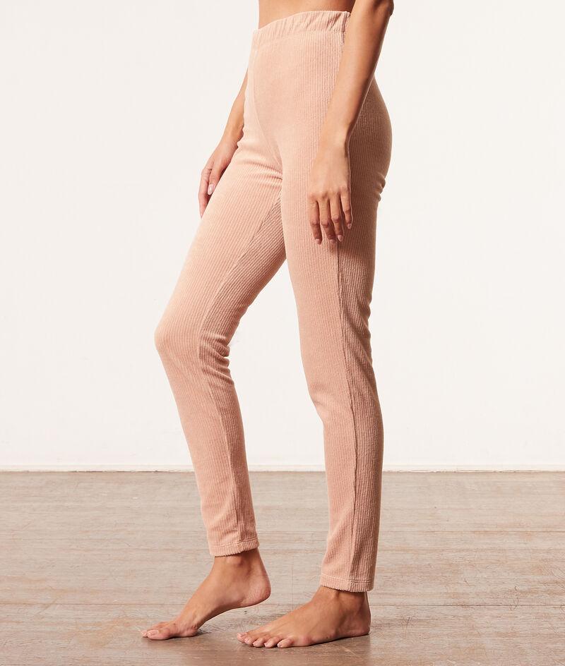 Ribbed pyjama bottoms ;${refinementColor}