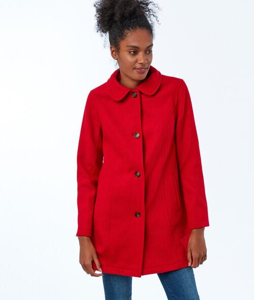 Three quarter length coat