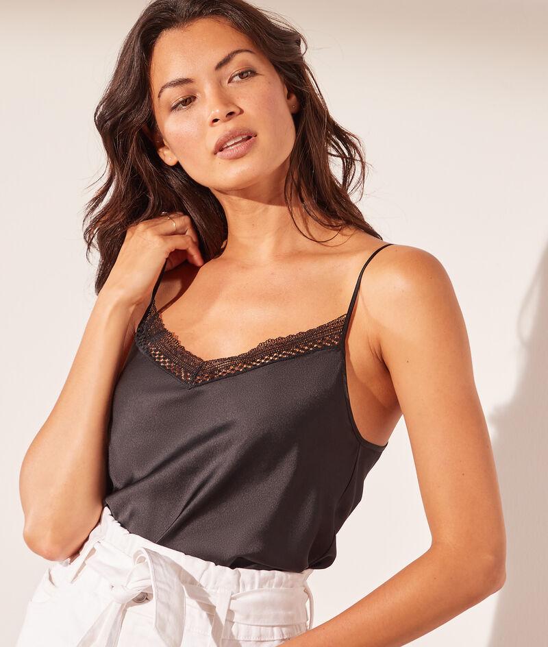 2 in 1 camisole - integrated bra