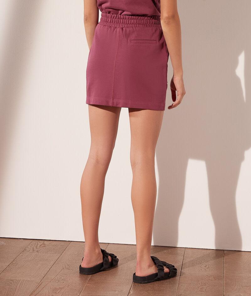 Jogger skirt