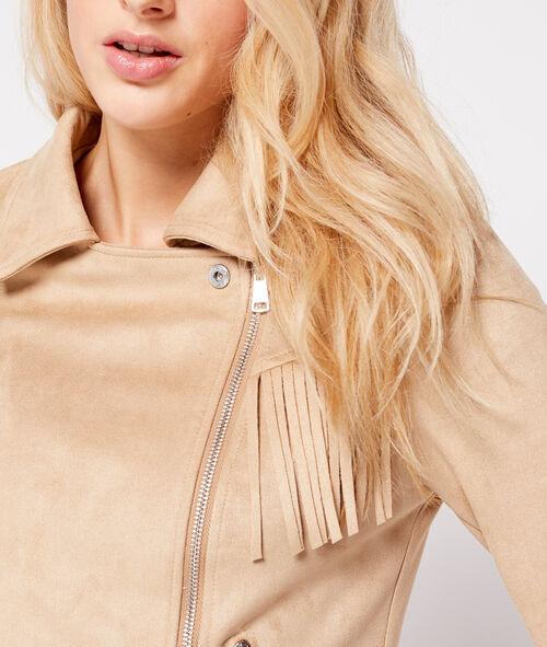 Fringed jacket