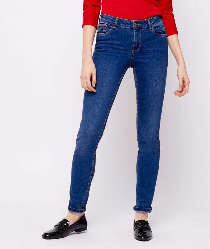 Slim jeans stone.