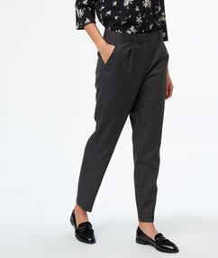 Cigarette trouser grey.