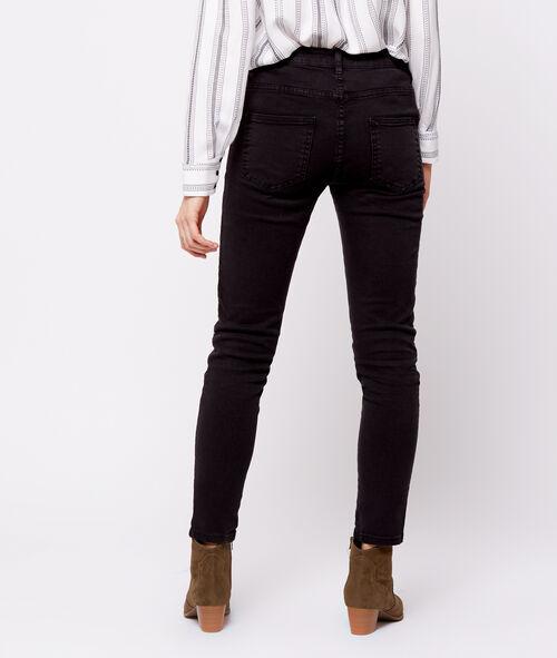 Pantalon slim à clous