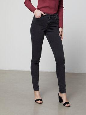 Slim jeans grey.