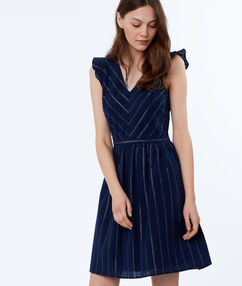 Dress navy blue.