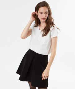 Skater skirt black.