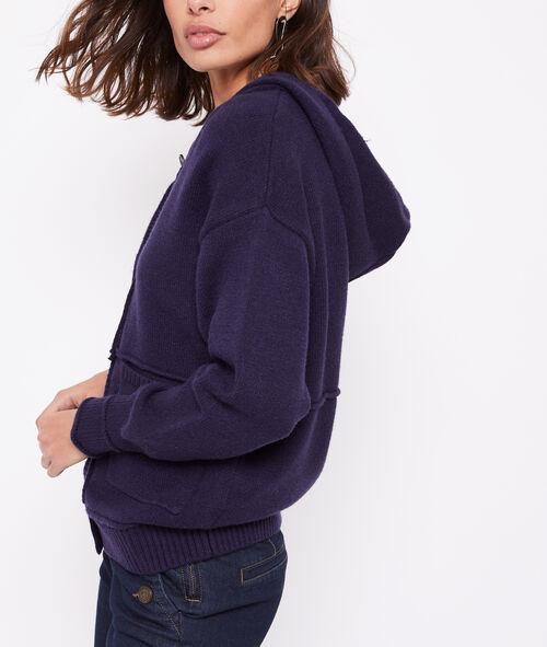 Soft hoodie