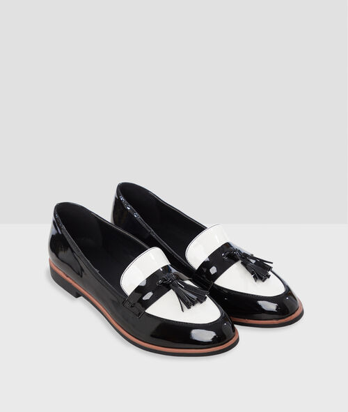 Two tones loafers