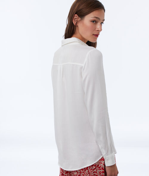 Tencel® shirt with 2 pockets