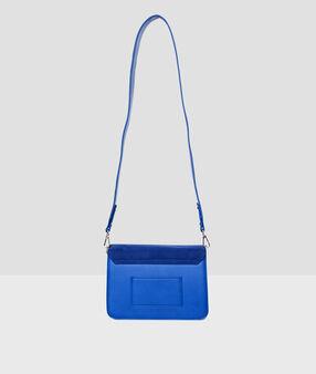 Bag blue.