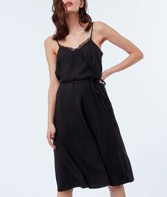 Cami dress black.