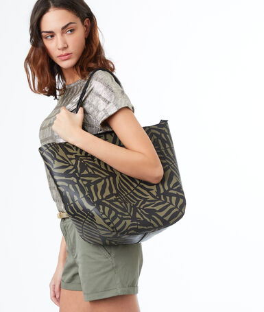 Shopper bag khaki.