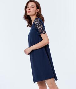 Dress navy blue.