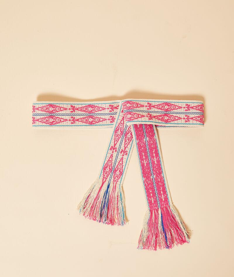 Aztec-style belt