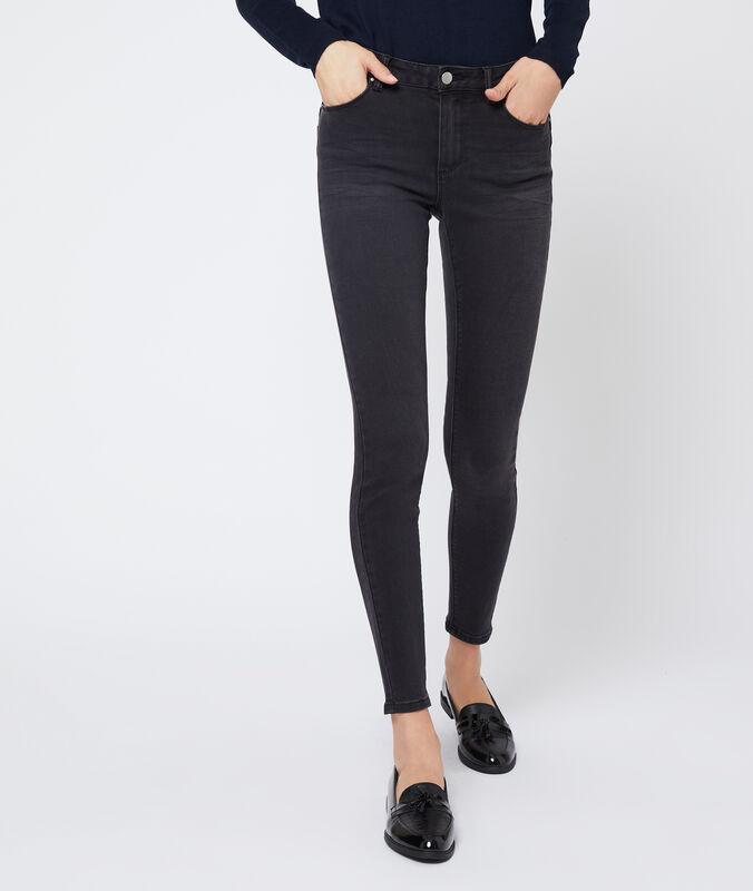 Slim jeans black.