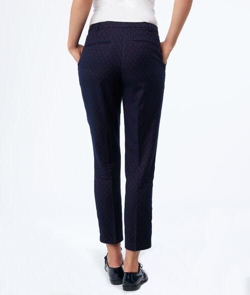 Tailored slimline pants