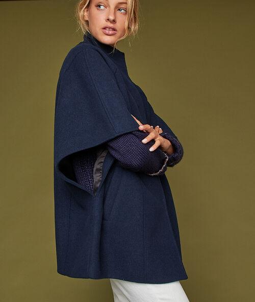 Batwing coat