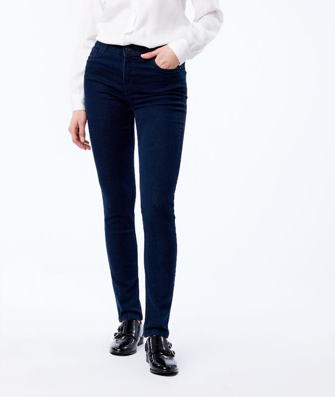 Slim jeans darkwash blue.