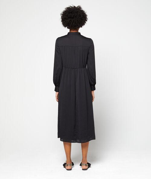Longline shirt dress