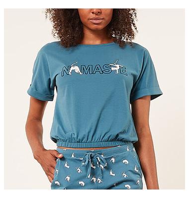 Tops manches courtes pyjamas - ETAM
