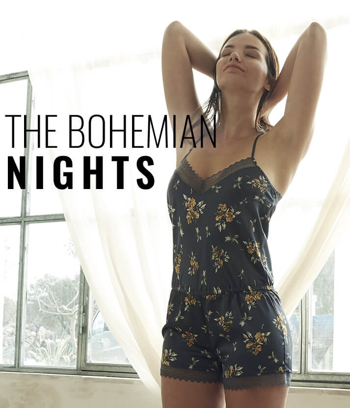 The bohemian nights