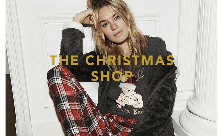 The christmas shop